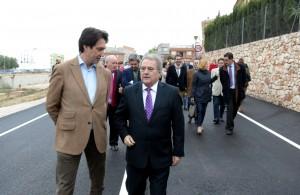 Inauguración carretera en Vilamarxant foto_Abulaila1